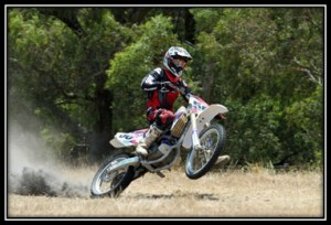 Jehi Willis returns to dirt bike racing in 2013