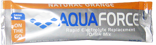 Natural Orange Packet