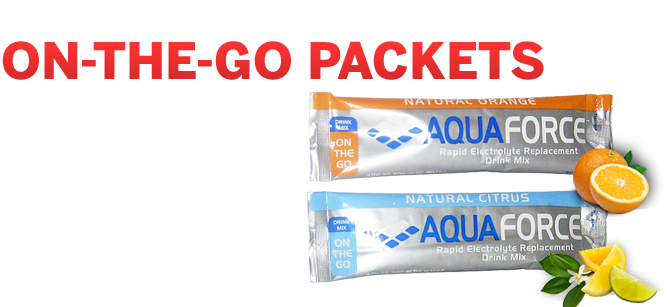 On-The-Go Packet