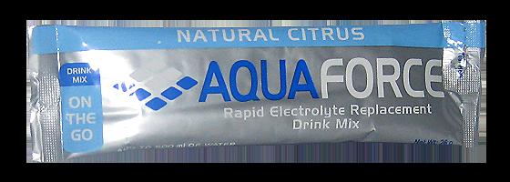 Natural Citrus Packet